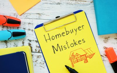 Avoid These 3 Mistakes During the Home Loan Process